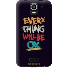 Чехол на Huawei Ascend Y3C Everything will be Ok