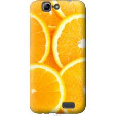 Чехол на Huawei Ascend G7 Апельсинки