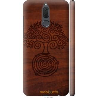 Чехол на Huawei Mate 10 Lite Узор дерева