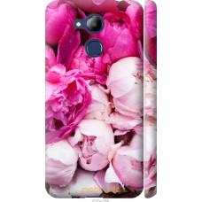 Чехол на Huawei Honor 6C Pro Розовые цветы