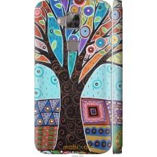 Чехол на Huawei G7 Plus Арт-дерево