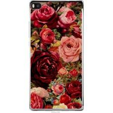 Чехол на Huawei Ascend P8 Прекрасные розы