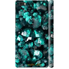 Чехол на Huawei Ascend P8 Lite Кристаллы 2