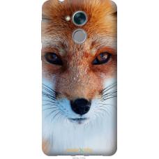 Чехол на Huawei Honor 6C Рыжая лисица