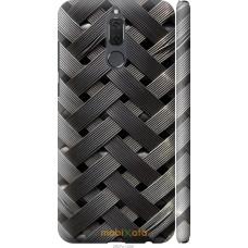 Чехол на Huawei Mate 10 Lite | Honor 9i Металлические фоны