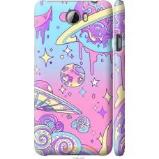 Чехол на Huawei Y5 II 'Розовый космос
