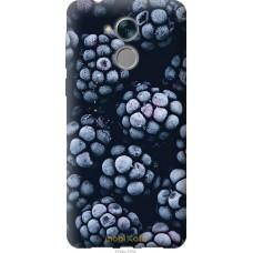 Чехол на Huawei Honor 6C Морозная ежевика