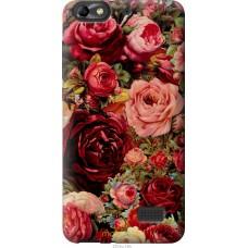 Чехол на Huawei Honor 4C Прекрасные розы