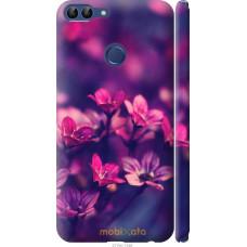 Чехол на Huawei P Smart Весенние цветочки