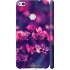 Чехол на Huawei P8 Lite (2017) Весенние цветочки