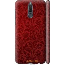Чехол на Huawei Mate 10 Lite | Honor 9i Чехол цвета бордо