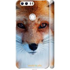 Чехол на Huawei Honor 8 Рыжая лисица
