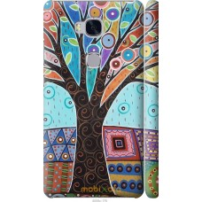 Чехол на Huawei Honor 5X Арт-дерево