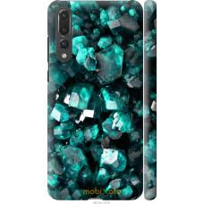 Чехол на Huawei P20 Pro Кристаллы 2