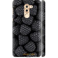 Чехол на Huawei Honor 6X Черная ежевика