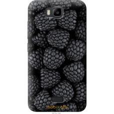 Чехол на Huawei Ascend Y5C Черная ежевика