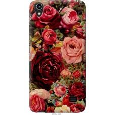 Чехол на Huawei G620S Прекрасные розы