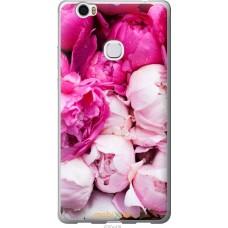 Чехол на Huawei Honor Note 8 Розовые цветы