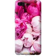 Чехол на Huawei Nova 2S Розовые цветы