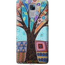 Чехол на Huawei Honor 7 Арт-дерево