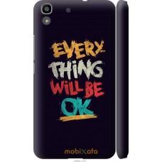 Чехол на Huawei Y6 Everything will be Ok