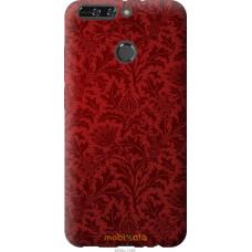 Чехол на Huawei Honor V9 | Honor 8 Pro Чехол цвета бордо