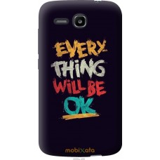 Чехол на Huawei Ascend Y600 Everything will be Ok
