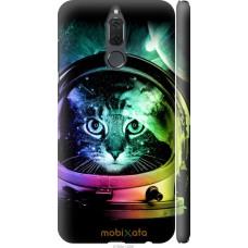 Чехол на Huawei Mate 10 Lite | Honor 9i Кот космонавт