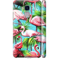 Чехол на Huawei GT3 Tropical background
