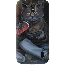 Чехол на Huawei Ascend Y625 gamer cat