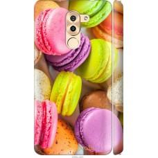 Чехол на Huawei Honor 6X Вкусные макаруны