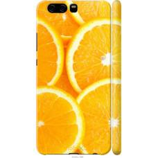 Чехол на Huawei P10 Апельсинки