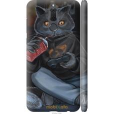 Чехол на Huawei Mate 10 Lite | Honor 9i gamer cat