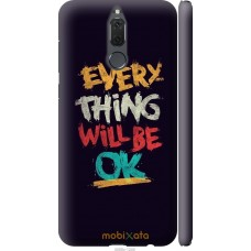 Чехол на Huawei Mate 10 Lite | Honor 9i Everything will be O