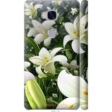 Чехол на Huawei Honor 5X Лилии белые
