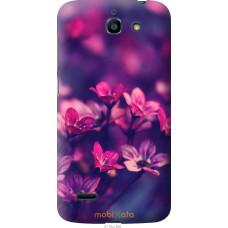 Чехол на Huawei G730 Весенние цветочки
