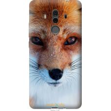 Чехол на Huawei Mate 10 Pro Рыжая лисица