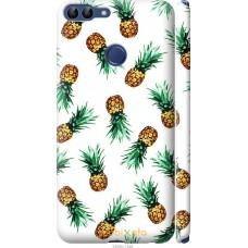 Чехол на Huawei P Smart Ананас
