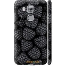 Чехол на Huawei Nova Plus Черная ежевика