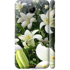Чехол на Huawei Y3 2017 Лилии белые