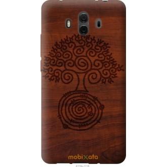 Чехол на Huawei Mate 10 Узор дерева
