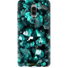 Чехол на Huawei Mate 9 Pro Кристаллы 2