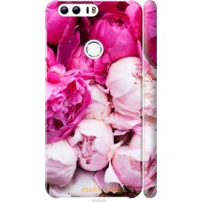 Чехол на Huawei Honor 8 Розовые цветы