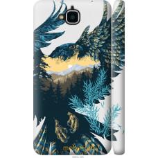Чехол на Huawei Enjoy 5 Арт-орел на фоне природы