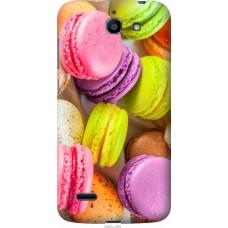 Чехол на Huawei G730 Вкусные макаруны