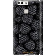 Чехол на Huawei P9 Черная ежевика
