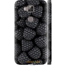 Чехол на Huawei G7 Plus Черная ежевика