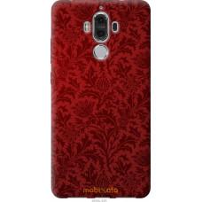 Чехол на Huawei Mate 9 Чехол цвета бордо