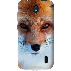 Чехол на Huawei Ascend Y625 Рыжая лисица
