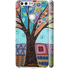 Чехол на Huawei Honor 8 Арт-дерево
